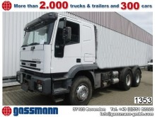Iveco Trakker / 260 EH/ 440 /6x4 / 6x4 Standheizung tractor unit