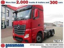 cabeza tractora Mercedes Actros 2545LS 6x2/2 Giga Space Standheizung/NSW