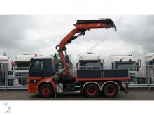 tracteur Mercedes Actros 2644 6X4 WITH EFFER 370:116/S CRANE