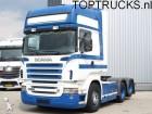 cabeza tractora Scania R 500 V8 6X2 TOPLINE ETADE