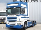 tracteur Scania R 500 V8 6X2 TOPLINE ETADE