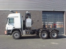 Mercedes low bed tractor unit