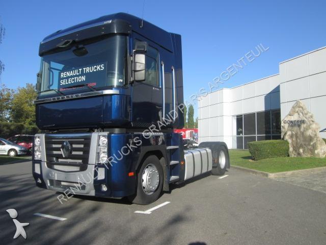 tracteur renault standard magnum 480 4x2 euro 5 occasion n 1611705. Black Bedroom Furniture Sets. Home Design Ideas