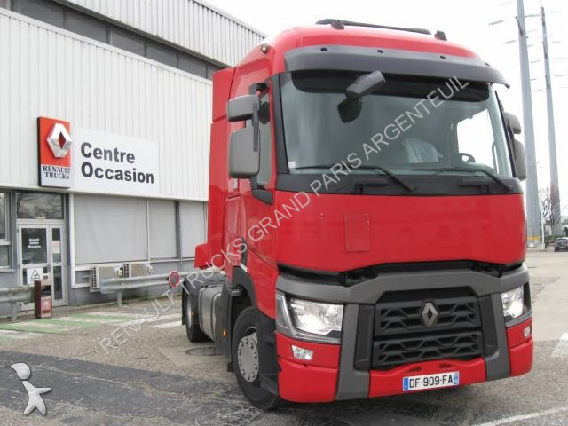 tracteur renault standard gamme t 460 4x2 euro 6 occasion n 1611711. Black Bedroom Furniture Sets. Home Design Ideas