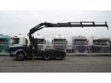 DAF CF 85.360 6X4 WITH HIAB 330-4 CRANE tractor unit