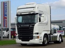 Scania R520 V8 EURO 6 RETARDER STREAMLINE tractor unit