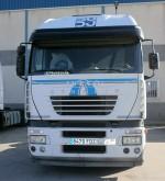 cabeza tractora Iveco Stralis 430