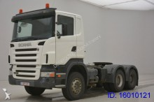 tracteur Scania R380 - 6X4