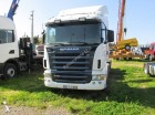 tractor Scania usado
