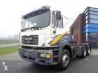 MAN 26.414 6x4 / Manual / Big Axle / Intarder / Hydr tractor unit