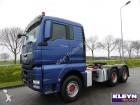 MAN TGX 26.540 6X4 BLS MANUAL 90T tractor unit