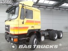 cabeza tractora MAN 26.372 6X4 Manual Intarder Big-Axle