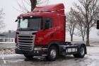 ciągnik siodłowy Scania G 400 / E5 / MANUAL / ADR / HYDRAULIKA