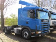 cap tractor Scania R124 420 EURO 2