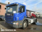 cap tractor Scania P 94 260 manual