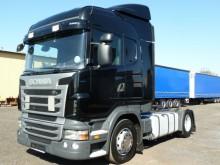 ciągnik siodłowy Scania R420 EURO 5 NOWE OPONY
