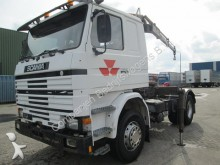 Scania 112-330 tractor unit