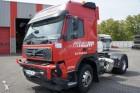 ciągnik siodłowy Volvo FMX 450 Globetrotter BB chassis