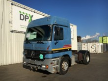 cabeza tractora Mercedes Actros 1840 | MANUAL TRANSMISSION | BIG AXLES |