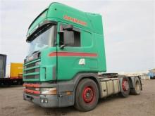Scania R 144 LA 460 tractor unit