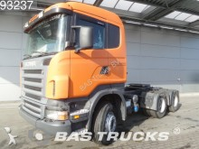 tracteur Scania R500 6X4 V8 Manual Hydraulik Big-Axle Steelsuspe
