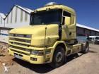 Scania R124 420 tractor unit