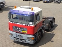 MAN 27.464 Full steel 6X4 manual NL truck tractor unit