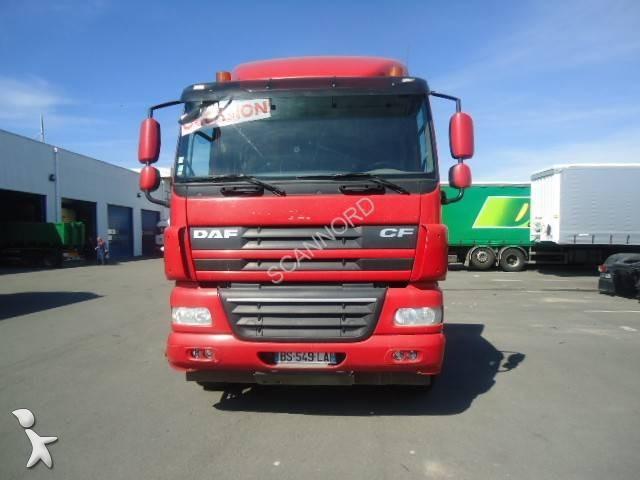 tracteur daf standard cf85 460 4x2 gazoil euro 5 syst u00e8me hydraulique occasion