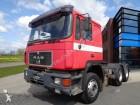 MAN 26.372 6x4 Manual / Full Steel / Big Axle tractor unit