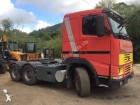 cabeza tractora convoy excepcional Volvo usada