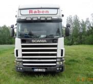 ciągnik siodłowy Scania R124 420