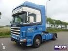 cap tractor Scania R 124.420 MANUAL TOPLINE