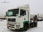 cabeza tractora MAN TG 410 A