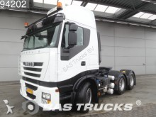 Iveco Stralis AS440S56 6X4 Intarder Euro 5 tractor unit
