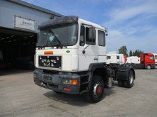 MAN 19.362 (PTO / STEEL / 4X4 / BIG AXLES) tractor unit