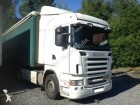 Scania R 420 High Line Sattelzugmaschine