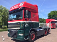 DAF XF 105 460 6x2 manual 10 tyres tractor unit