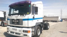 MAN F2000 19.414 tractor unit