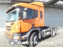 cabeza tractora Scania P440 6X4 Manual Big-Axle Hydraulik Euro 4