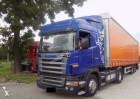 ciągnik siodłowy Scania R420 E3 viatolE4 HIGHLINE MANUAL STARE TACHO