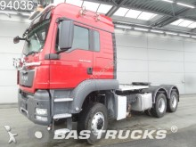 MAN TGS 33.540 LX 6X6 6x6 Intarder SteelSuspension B tractor unit
