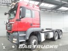 trattore MAN TGS 33.540 LX 6X6 6x6 Intarder Big-Axle Steelsus