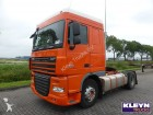 cap tractor DAF XF 105.410 SPACECAB E5 MANUAL