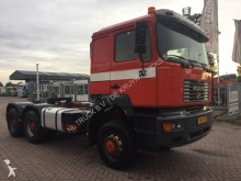 MAN 33.414 6x6 manual hydraulic big axle tractor unit