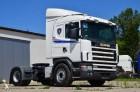 Scania 124L 360 model 1998 tractor unit