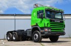 Scania 124 420 full spring big axle tractor unit