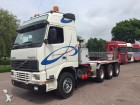 tracteur Volvo FH16 520 8x4 6x4 steel manual hydraulic