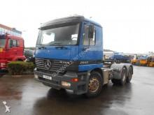 cabeza tractora Mercedes Actros 2643