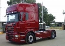 cap tractor Scania R 560