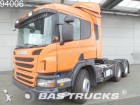 trattore Scania P440 6X4 Manual Big-Axle Hydraulik Euro 4